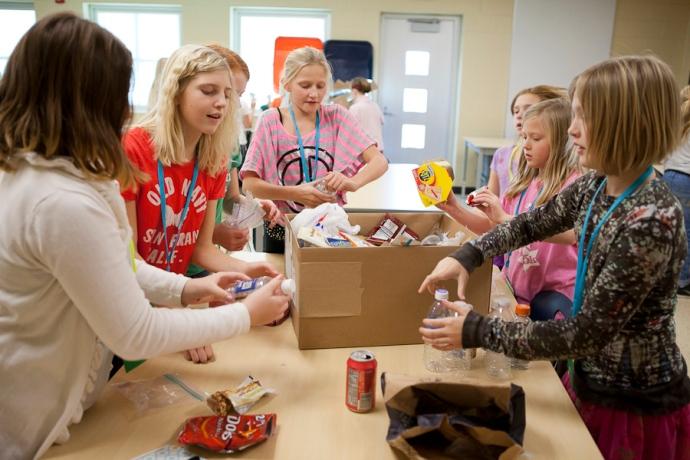 Allendale Public Schools, Operation Save the Planet, Oakwood Intermediate