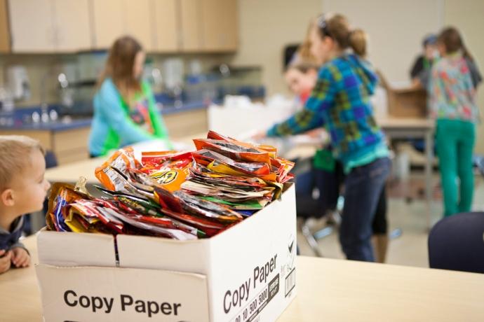 Allendale Public Schools, Operation Save the Planet, Oakwood Intermediate School