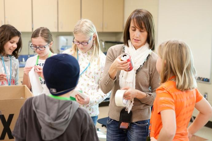 Allendale Public Schools, Oakwood Intermediate School, Operation Save the Planet
