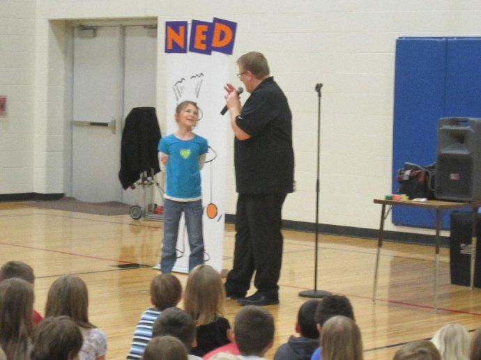 Allendale Public Schools, The NED Show