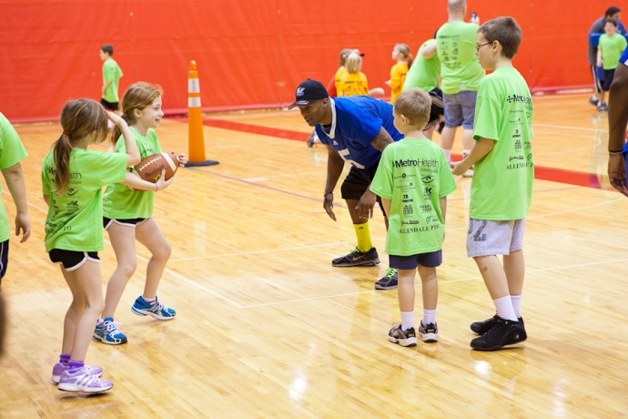 APS, Family Fitness Frenzy, Allendale Elementary PTO