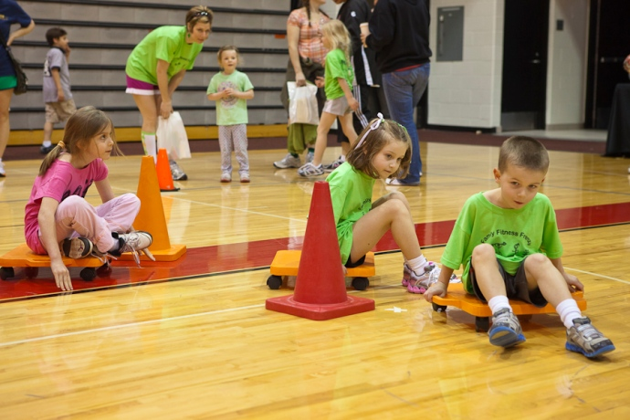 APS, Family Fitness Frenzy, Allendale Public Schools, Allendale Elementary PTO