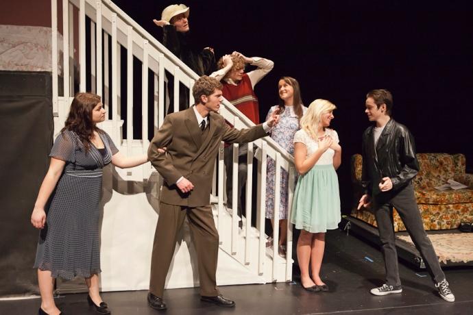 APS, Allendale High School, Bye Bye Birdie, Spring Musical 2013
