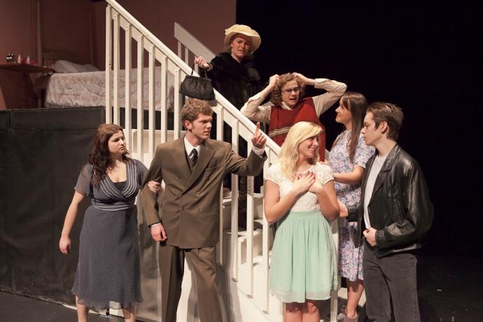 Allendale High School, Bye Bye Birdie, Spring Musical