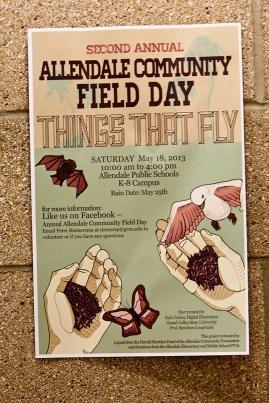 Allendale Community Field Day, Allendale Public Schools