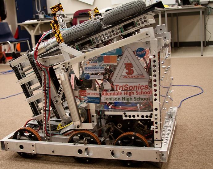 Allendale Public Schools, TriSonics, Allendale Robotics Team