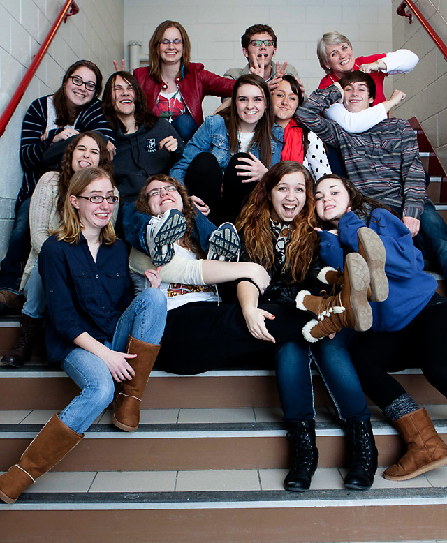 Allendale High School, Spain Trip