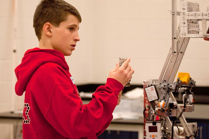 Allendale Public Schools, Robotics