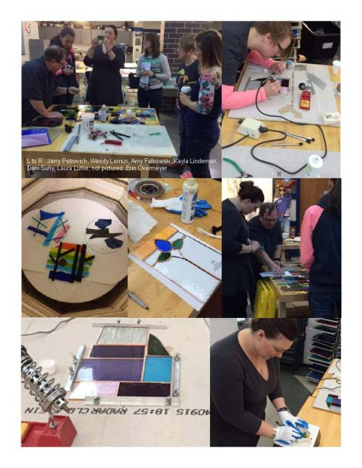 art inservice photos for newsletter